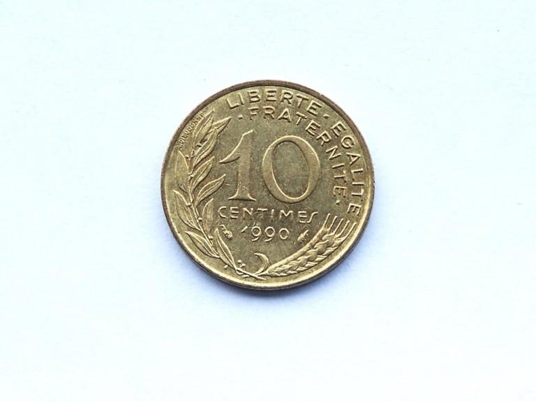 Wynalezienie pierwszej monety